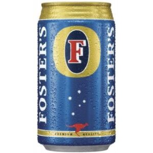 Forsters Beer